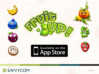 Fruit up! the no.1 puzzle game, Fruit up iphone app, iphone game app