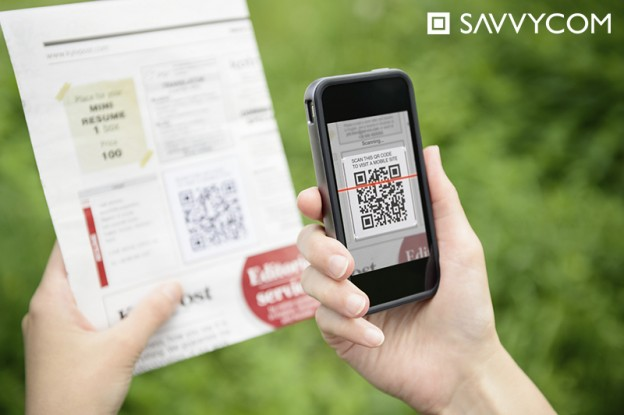QR code, code scanner, mobile apps