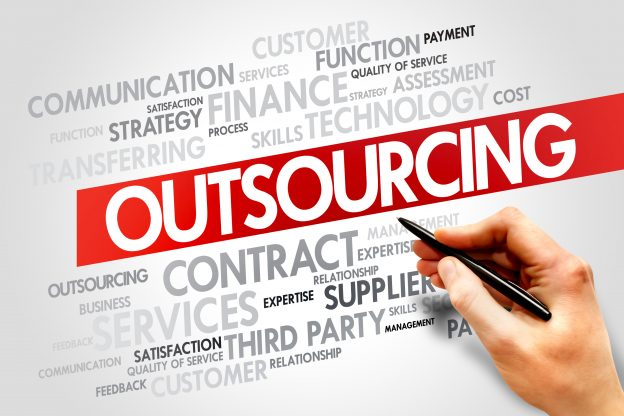Step for outsourcing strategy, Outsourcing project, IT outsourcing