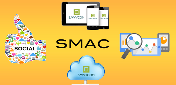 SMAC: An Evolution of IT model for Enterprise
