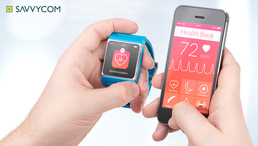 People cannot ignore the help from wearable devices in Healthcare
