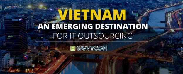 Vietnam is in the Top Global services location