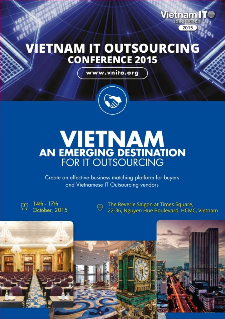 Savvycom is proud to take part in VNITO conference that is the biggest IT event in Vietnam.