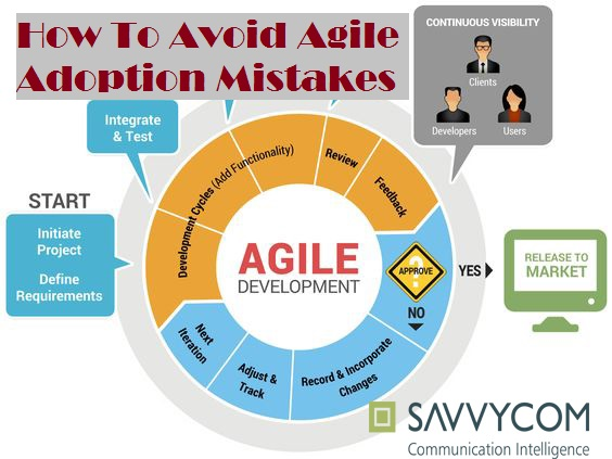 Agile development, agile methodology, Agile adoption mistakes