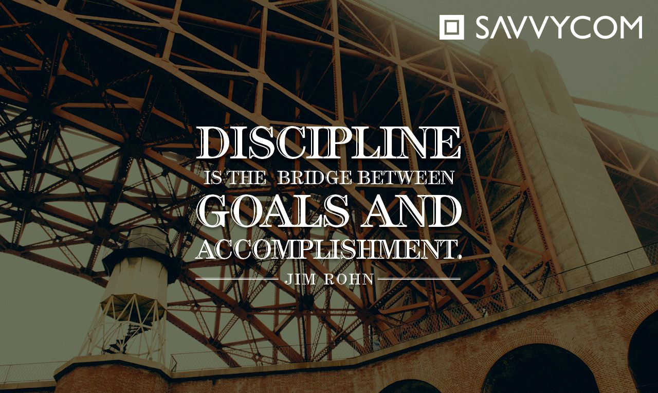 discipline-is-the-bridge-between-jim-rohn