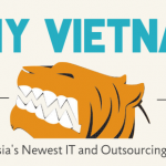 [Infographic] VIETNAM – An Asia Newest IT Outsourcing Tiger