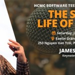 Savvycom Joins HCMC Software Testing Conference 2016