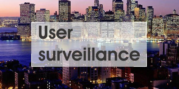 User surveillance,