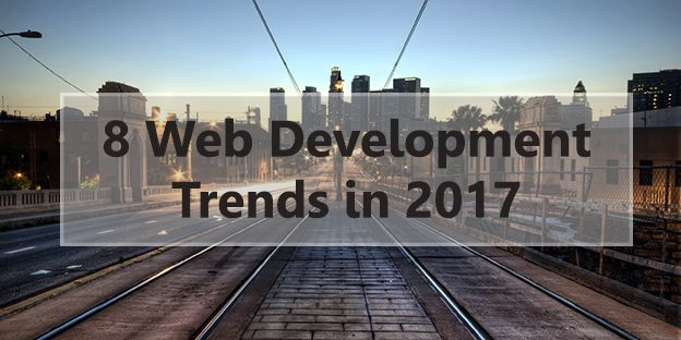 8 web trends, web development trends