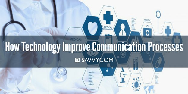 technology improve communication in healthcare industry