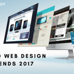 Web Design Trends 2017: Colorful, Bold and Smart