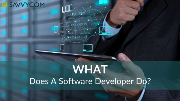 what do software developers do