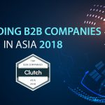 Savvycom listed as #6 Leading B2B Companies in Asia 2018 on Clutch