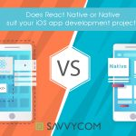 Does React Native or Native suit your iOS app development project?