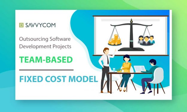 team based fixed cost in outsourcing software development projects